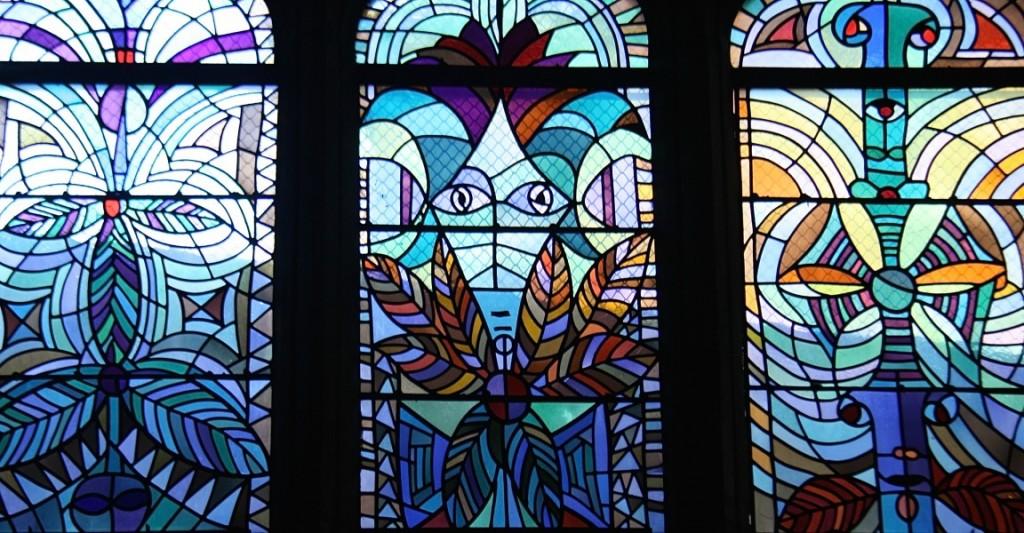 vitraux cocteau metz saint maximin