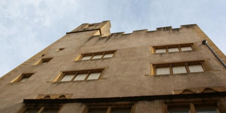 l'Hotel Saint Livier, metz, le FRAC lorraine