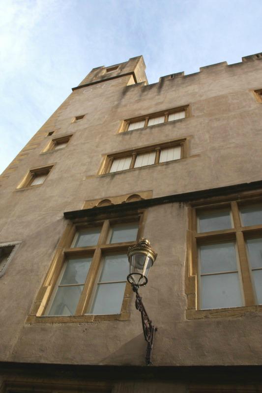 l'hôtel Saint Livier, Frac Lorraine, Metz