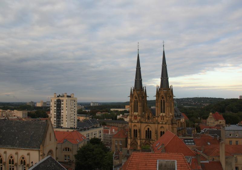 église sainte-Ségolène, Metz, tour St Ferry