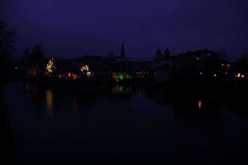 metz, marché de noel, sentier des lanternes