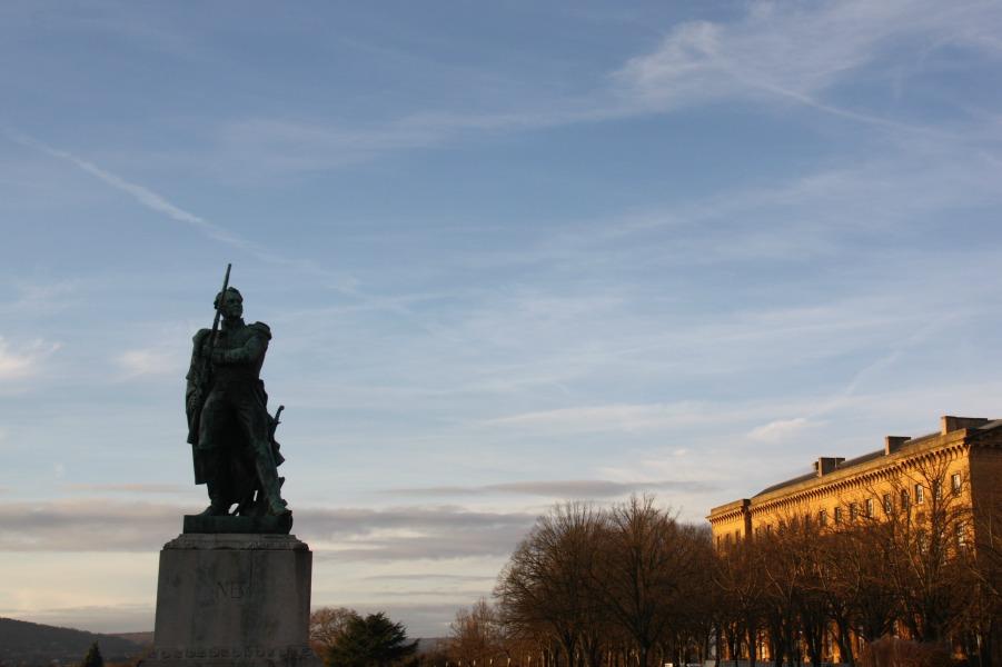 Le Maréchal Ney, le de la République