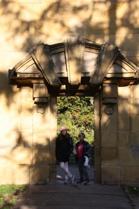 la porte de la Madeleine, XVIIIème siècle