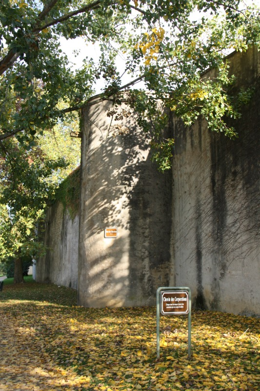 la tour des chevriers