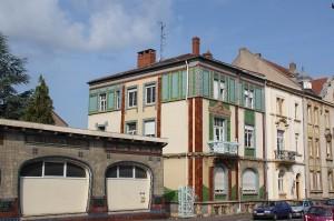 la maison Villeroy&Boch, Metz, Nouvelle ville