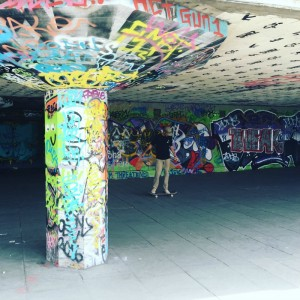 left bank skatepark