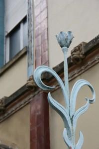 la maison villeroy&Boch, détail