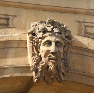 Opéra-théatre de Metz, détail
